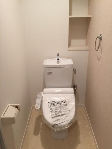 サンフェリーチェ博多駅南 / 503号室トイレ