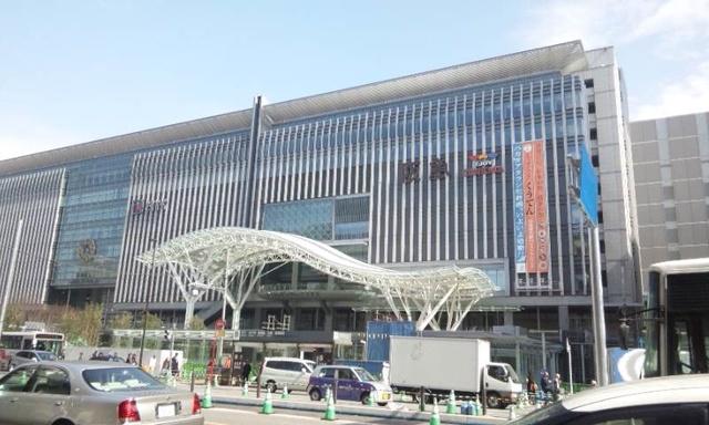 福岡の玄関『博多駅』阪急が入り、商業ビルも増設される予定で更なる価値が高まっている。